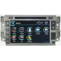China Chevrolet Captiva GPS Navigation DVD Player,  Bluetooth with A2DP on sale