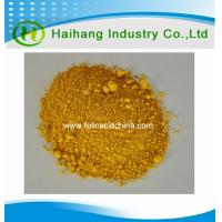 Buy cheap 96% min. Food grade Folic acid powder with large stock in our warehouse from wholesalers