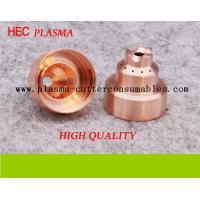 Buy cheap Plasma Retaining Cap 220818 Hypertherm Powermax 85 Consumables ROHS / SGS from wholesalers