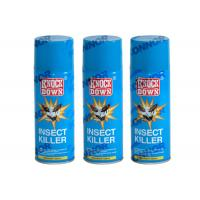 Buy cheap Cypermethrin Household Insecticide Water Repellent Spray Pest Control 420ML from wholesalers