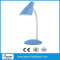 Buy cheap Blue Rechargeable Contemporary Led Table Lamps , Led Study Lamp For Hotel from wholesalers