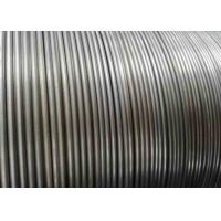 Buy cheap 13 Mm Calcium Silicon Cored Wire Production Process Wire With GB Standard from wholesalers