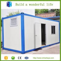 Buy cheap HEYA high quality steel structure modular container living house for sale from wholesalers