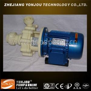 Buy cheap FS Fluorine Plastic Centrifugal Pump, Fluorine Plastic Pump product