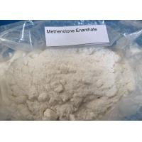 Buy cheap CAS 303-42-4 Methenolone Enanthate Steroids For Lean Muscle Building from wholesalers