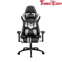 Buy cheap Custom Racing Seat Gaming Chair Ergonomic High Back Style Adjustable Height from wholesalers