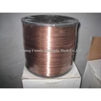 Buy cheap Copper Coated Welding Wire from wholesalers