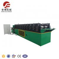 Buy cheap Galvanized Metal Sheet Forming Machine PLC Control System With One Cutting Frame from wholesalers