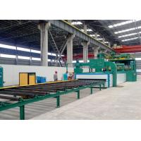 Buy cheap Continuous Through Dustless Blasting Machine Pretreatment Line Anti - Erosion from wholesalers