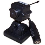 World's Smallest Wireless Color Pinhole Camera