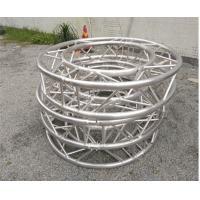 Long Span Gray Aluminum Stage Truss Spigot Adjustable Aluminium Roof Trusses