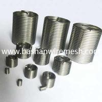 Buy cheap UN 300 series Hot  Wholesale Fastener Wire Threaded Insert with low price from wholesalers