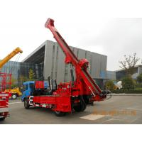 Buy cheap G-3 High Mobility Truck Mounted Drilling Rig Hydraulic Chuck For Highway from wholesalers