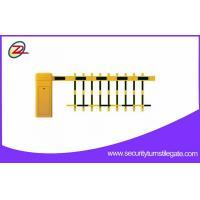 Buy cheap Security Parking Vehicle Barrier Gate , Automatic Access Road Barrier Gate , ID card management from wholesalers