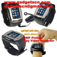 Buy cheap 007 Spy Watch Mobile Phone product