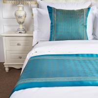 Buy cheap Decoration Hotel Bed Runner Polyester Sheet Sets Twin Bed National Standards from wholesalers