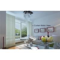 China Keco Motorized Curtain Rail with Remote Control and Automatic Running by Touch Slightly on sale