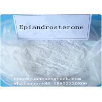 Buy cheap Fat Loss Steroids Hormone Muscle Fitness Supplements Powder Epiandrosterone CAS 481-29-8 from wholesalers