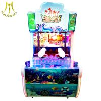 Buy cheap Hansel latest design kids playground coin operated game machine for sale from wholesalers