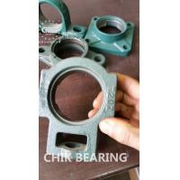 Buy cheap Pillow Block Bearing With Set Screw Lock , Eccentric Locking Collar UCT Chrome Steel Bearing from wholesalers