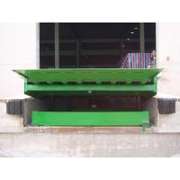 Buy cheap Industrial Truck Dock Leveler Hydraulic Leveler Push-button Operating from wholesalers