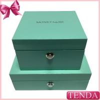 Buy cheap Unusual Kids Ladies Girls Wooden Jewelry Packaging Box Jewellery Pack Boxes product