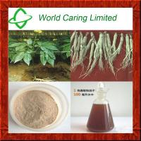 Buy cheap Wholesale Powdered Ginseng Extract Solvent Extraction HPLC for Women's health product
