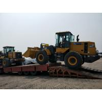 Buy cheap High Configuration Compact Wheel Loader , 5t Front End Loader ZL50GN With 3m3 Bucket from wholesalers