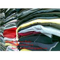 Buy cheap Top Design Summer Used Womens Shirts Ladies Silk Skirt All Size 40 Kg/Bale from wholesalers