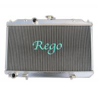 Buy cheap Car Coolant Aluminum Radiator For NISSAN SENTRA SPEC V 00-05 MANUAL from wholesalers