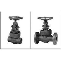 "Buy cheap Welded Connection Flanged Globe Valve F22 Body Material Box To Weld 1"" from wholesalers"