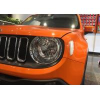 Buy cheap Durable Car Headlight and Taillight Molding Chrome For Jeep Renegade 2016 from wholesalers