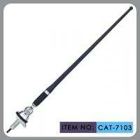 Buy cheap Retractable Vehicle Radio Antenna With Ordinary Radio Plug Coaxial Cable 3C-2V product
