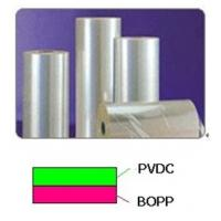 Buy cheap PVDC coated BOPP film from wholesalers