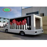 Buy cheap 6mm Pitch Outdoor LED Sign Display Advertising Truck Movie Video For Media from wholesalers
