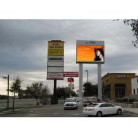 Buy cheap P12 DIP Outdoor LED Screen Sign 1 / 4 Scan For Advertisement Media from wholesalers