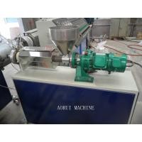 Buy cheap Single Screw Plastic Pipe Production Machinery , PE Pipe Extrusion Line For Water Suppy from wholesalers