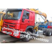 Buy cheap Xcmg 3.5t Mini 7.6m Span Truck-Mounted Crane With Telescopic Boom SQ3.2SK1Q from wholesalers
