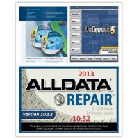 Buy cheap Automotive Diagnostic Software ALLdata10.52+OnDemand5.8 + BOSCH ESI 2012 from wholesalers