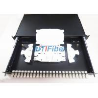 Buy cheap Multimode SC Duplex Fiber Optic Terminal Box for FTTH Optical Solution from wholesalers