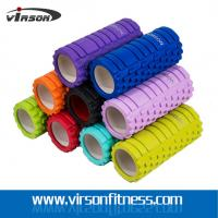 Buy cheap Ningbo Virson yoga hollow roller.ABS tube hollow foam roller,eva foam yoga roller from wholesalers