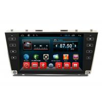Buy cheap Radio Head Unit Bluetooth Navigation Car Stereo Camry / Aurion 2007-2011 from wholesalers