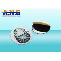 Buy cheap Anti - Metal NFC Tag Stickers / Absorbing Materials NFC Rfid  Tags Passive from wholesalers