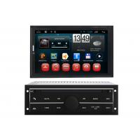 Buy cheap Android 4.4 Quad Core / Wince System Mitsubishi Navigator Multimedia , Support Google Map Online from wholesalers