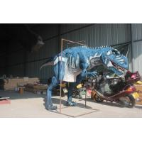 Buy cheap Lovely hand dinosaur puppet and dinosaur costume for stage show from wholesalers