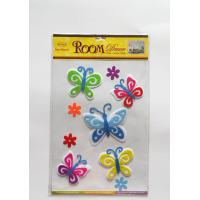Buy cheap various fashion design felt sticker factory supply from wholesalers