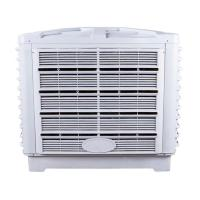 Buy cheap good price airflow 18000 m3/h energy saving evaporative air cooler with LCD remote control from wholesalers