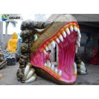 Buy cheap Attractive Cinema 5D Simulator 5D Movie Theatre Dinosaur Design Cabin product