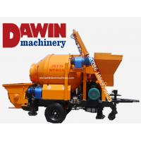 Buy cheap Concrete Mixer with Pump with 450L Mixing Drum 30 cubic meter per hour Capacity from wholesalers