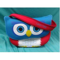 Buy cheap cute owl pattern children lunch bag tote / kids kindergarten neoprene school shoulder bag from wholesalers